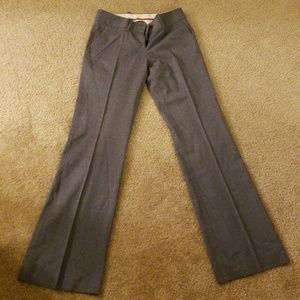 The Limited Cassidy fit grey slacks sz 0